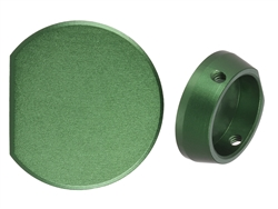 NDZ Green Forward Assist Button for AR-15 (*LZ)