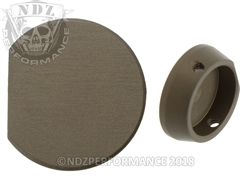 NDZ HC FDE Forward Assist Button for AR-15 (*LZ)