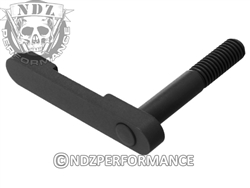 NDZ Performance AR-15 M4 M16 S&W M&P 15/22 Custom Magazine Catch Black