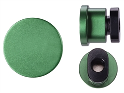 NDZ Green Magazine Release Button for AR-10, AR-15, SW 15-22  (*LZ)