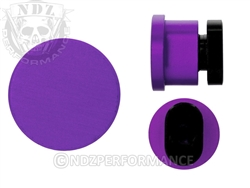NDZ Purple Magazine Release Button for AR-10, AR-15, SW 15-22  (*LZ)