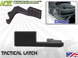 NDZ Performance Customizable AR-15 Charging Handle Latch