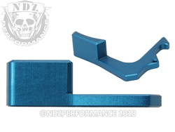 NDZ Blue Charging Handle Tactical Latch for AR-15 (*LZ)