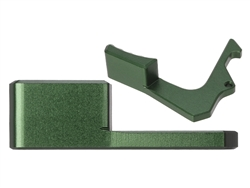 NDZ Green Charging Handle Tactical Latch for AR-15 (*LZ)