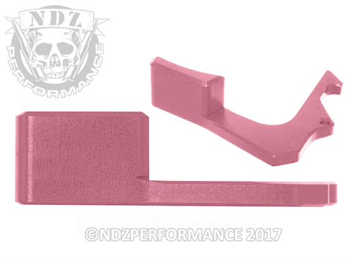 NDZ Pink Charging Handle Tactical Latch for AR-15 (*LZ)