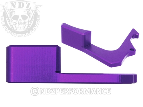 NDZ Purple Charging Handle Tactical Latch for AR-15 (*LZ)