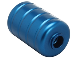 NDZ Bolt Knob for Bolt Action Rifles 5/16 x 24 Keg Blue