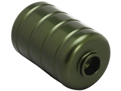 NDZ Bolt Knob for Bolt Action Rifles 5/16 x 24 Keg Green