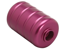NDZ Bolt Knob for Bolt Action Rifles 5/16 x 24 Keg Pink
