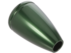 NDZ Bolt Knob for Bolt Action Rifles 5/16 x 24 Tear Drop Green