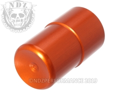 NDZ Marlin 336 Magazine Tube Follower Aluminum in ORANGE