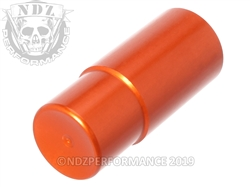 NDZ MARLIN 1895 MAGAZINE TUBE FOLLOWER ALUMINUM IN ORANGE