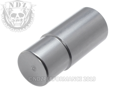 NDZ Marlin 1895 magazine tube follower aluminum in silver