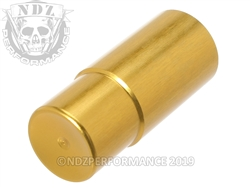 NDZ Marlin 1895 Magazine Tube Follower Aluminum in GOLD
