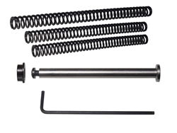 NDZ Extra Power Guide Rod Kit for Glock Gen 4 ONLY 17 17L 22 24 25 31 34 35 37