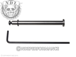 NDZ Stainless Steel Guide Rod for Glock Gen 1-3 19 23 32 38