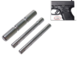 NDZ Titanium Pin Kit for Glock Gen 4-5 No Backstrap