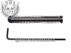 NDZ 18lb Glock Gen 1-3, 19, 23, 32 & 38 Guide Rod Assembly
