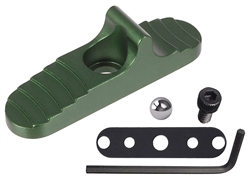 Mossberg 500 590 Upgraded Firing Safety Kit In Anno Green