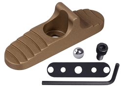 Mossberg 500 590 Upgraded Firing Safety Kit In Hard Coat Flat Dark Earth