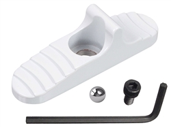 Enhanced Safety MossbergShotgun Cerakote White