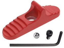 Mossberg 500 590 835 930 935 Safety Shockwave with Ball Detent Cerakote USMC Red