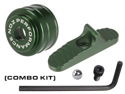Mossberg 500 590 Upgraded Tactical Follower Kits in Green