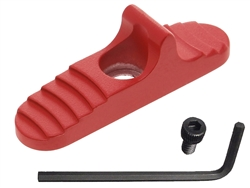 Mossberg 500 590 835 930 935 Safety Shockwave Cerakote USMC Red