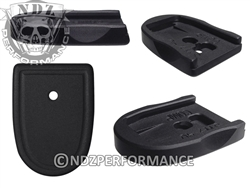 NDZ Black Magazine Plate for Smith & Wesson M&P Compact 9MM .40 (*LZ)