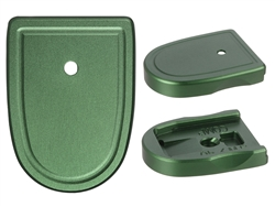 NDZ Green Magazine Plate for Smith & Wesson M&P Compact 9MM .40 (*LZ)