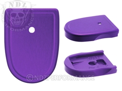 NDZ Purple Magazine Plate for Smith & Wesson M&P Compact 9MM .40 (*LZ)