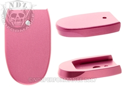 NDZ Pink Magazine Plate for Smith & Wesson M&P .45 Full-size