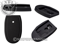 NDZ Black Magazine Plate for Smith & Wesson M&P Full-Size 9MM .40 (*LZ)