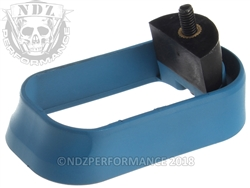 NDZ Magazine Well for Glock Gen 1-3 Cerakote Ridgeway Blue