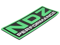 NDZ Performance Logo Velcro Patch