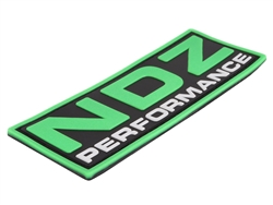 NDZ Performance Logo Velcro Glow-in-the-Dark Patch