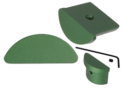 NDZ Green Grip Plug for Glock 43 (*LZ)