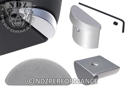 NDZ Silver Grip Plug for Glock 43 (*LZ)