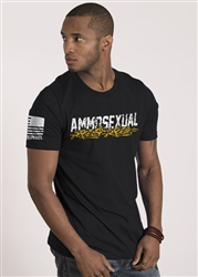 Nine Line Men's Short Sleeve T-Shirt Ammosexual