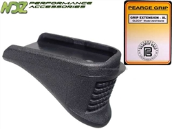 Pearce Grip PG-26XL Grip Extension for Glock 26 27