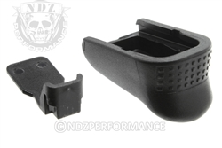 Pearce Grip PG-43-1 Plus One Extension for Glock 43
