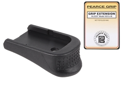 Pearce Grip Finger Grip Extension Glock 43X & 48