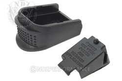 Pearce Grip PG-G42733 Plus Extension for Glock Gen 4 26 27 33