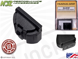 Pearce Grip PG-G4MF Grip Plug for Glock Gen 4