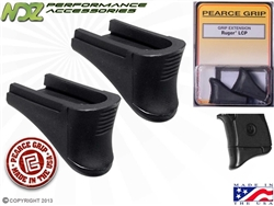 Pearce Grip PG-LCP Grip Extension for Ruger LCP