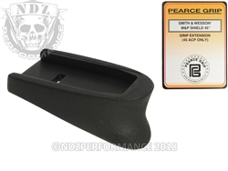 Pearce Grip PG-MPS45 Grip Extension for S&W Shield .45