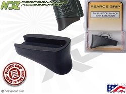 Pearce Grip PG-TCP Grip Extension for Taurus TCP .380 ACP