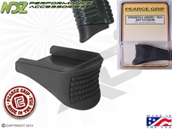 Pearce Grip PG-XD45 Grip Extension for Springfield Armory XD .45 ACP