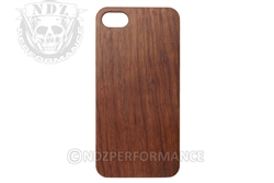 NDZ Wood Phone Case for Apple Iphone 7 & 8 Rosewood (*LZ)