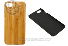 NDZ Wood Phone Case for Apple Iphone 7 & 8 Bamboo